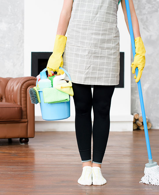 Residential Deep Cleaning